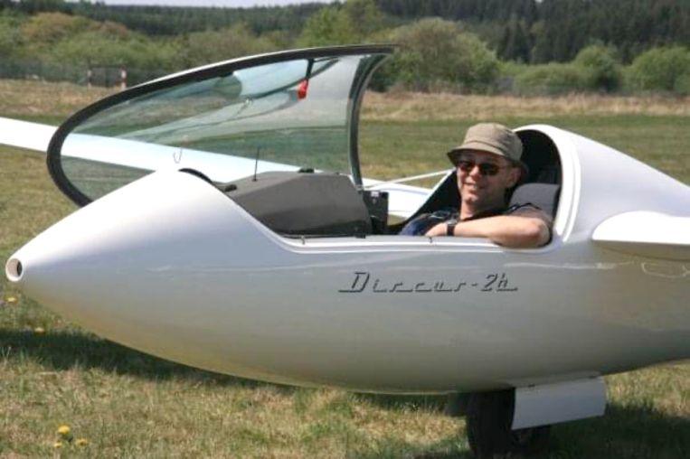 Yves Ruymen was eer zeer ervaren piloot en maakte al 33 jaar deel uit van de club.