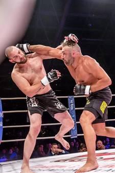 MMA-vechter Staring: 'In Tsjetsjenië vechten voor  president Kadyrov'
