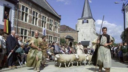 20 jaar geleden vond grote Ermelindisviering plaats, dit jaar misschien zelfs geen processie