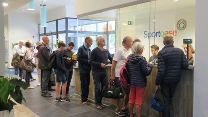 Sportoase Schiervelde klokt af op 350.000 bezoekers in 2019