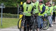 Met knikkende knieën naar het fietsexamen
