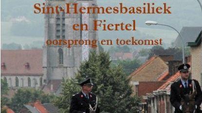 Tweede en laatste druk voor populair huldeboek 'Sint-Hermesbasiliek en Fiertel'