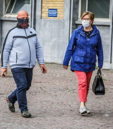 Geen versoepeling op mondmaskers in Brugge, wel integendeel: nu ook verplicht in stationsbuurt en aan Jan Breydelstadion