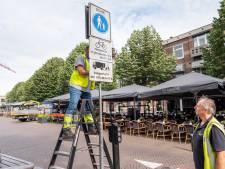 Niemand weet of fietsverbod in centrum Oss wordt nageleefd