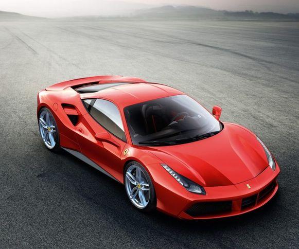 Ferrari 488 GTB : 100 – 0 km/u in 30,2 meter