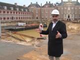 Verbouwing Paleis Het Loo: bouwvakkers zijn er nu de baas