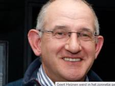Speld van Verdienste voor inzet Geert Heijnen bij tennisclub Vierlingsbeek