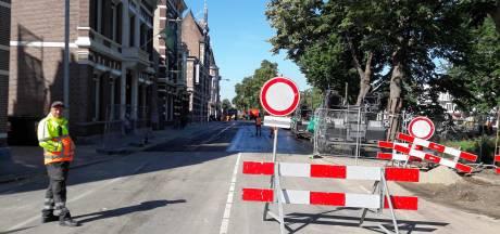 Het is zomer, dus gaan de wegen in Breda op de schop: dat wordt weer omrijden