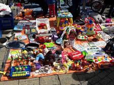 Goffertwei loopt vol voor jaarlijkse vrijmarkt