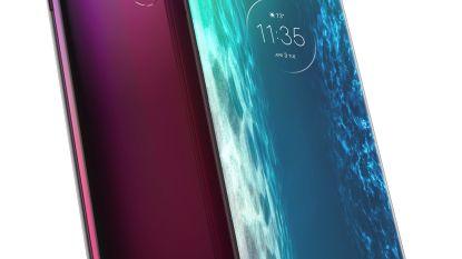 Motorola brengt luide Edge-telefoon met 5G in juni uit in België voor 599 euro