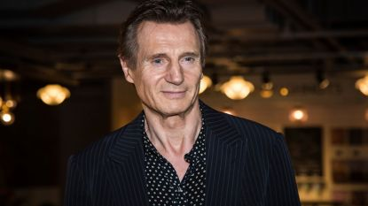 Première nieuwste film Liam Neeson compleet afgeblazen na racisme