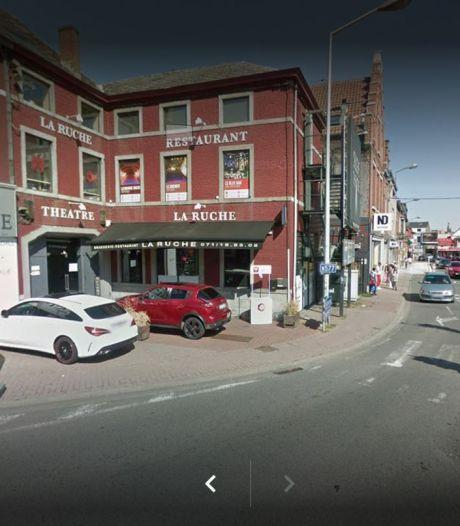 La Ruche Théâtre à Charleroi distinguée par le Roi