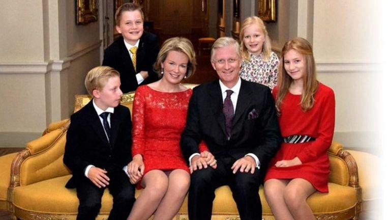 Koninklijke familie gaat voor ongedwongenheid op ...