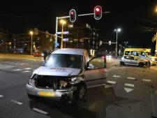 Gewonde bij ongeval op kruising Arnhem