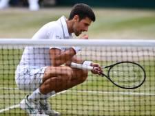 Pourquoi Djokovic a mangé de l'herbe après sa victoire à Wimbledon