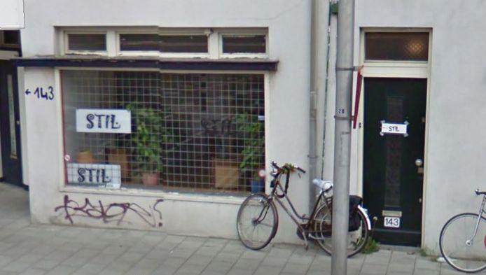Het kantoor van hulporganisatie STIL in Utrecht.
