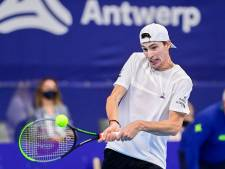 Ugo Humbert remporte l'European Open en battant Alex de Minaur en finale