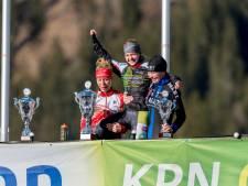 Van der Stelt pakt eindzege in Marathon Cup