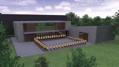 Nieuwbouw scouts en Stam X klaar in mei