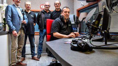 RBS Radio zendt live uit in Feestzone