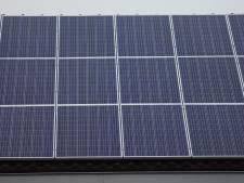 Eerste 'zonnecentrale' in werking in Bunnik