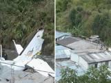 Vliegtuigcrash in Colombiaanse woonwijk eist zeven levens