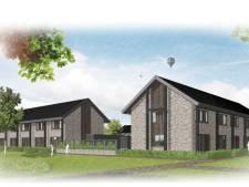 Nieuwbouwwoningen in Meppeler wijk Nieuwveense Landen in de verhuur