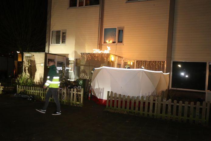 Twee personen ernstig gewond na vuurwerkincident in Vierde Haren
