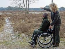 Boswachters willen rolstoelpad op Leersumse Veld