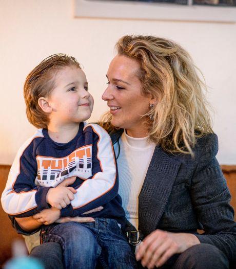 Ziekenhuisapotheek redt 3-jarige hartpatiënt Finlay met goedkope variant medicijn