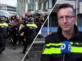 Hoofdcommissaris reageert op extreem geweld tegen politie