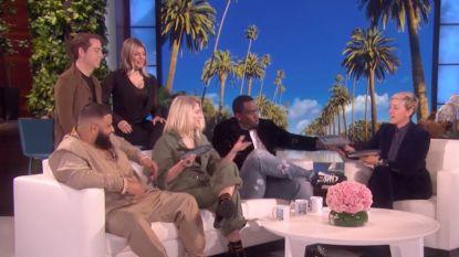 Celebs spreken de hilarische waarheid in spelletje op de bank bij Ellen
