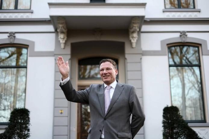 Niels Joosten, burgemeester van Doetinchem.