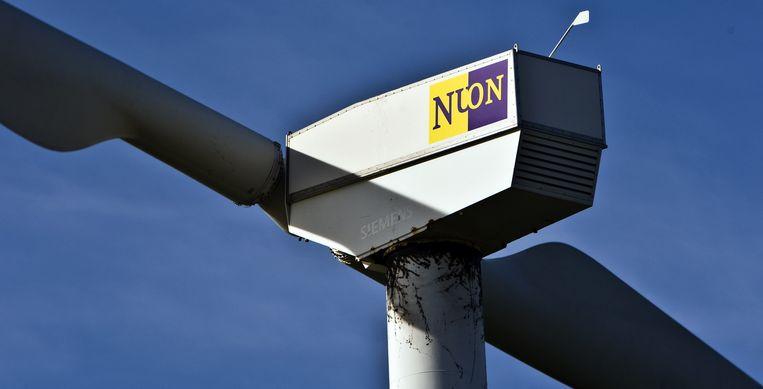 Een windmolen van Nuon. Beeld anp