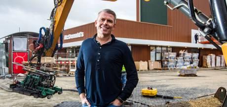 McDonalds Deventer opent over 9 dagen: nu nog een bouwput vol bouwvakkers