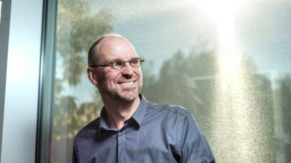 Hans Bourlon, CEO Studio 100, komt woensdag naar Unizo Evergem