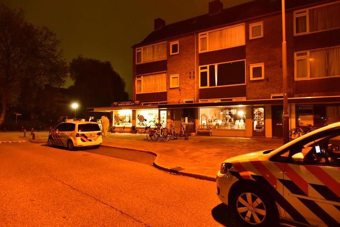 Cafetaria Beneden Beekloop in Geldrop werd in november overvallen door twee jongens van rond de 13.