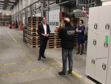 Premier Mark Rutte bezoekt Westlandse transportbedrijven die keihard getroffen zijn door coronacrisis
