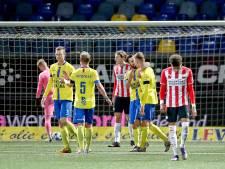 Cambuur dankzij twee goals Mühren ruim langs Jong PSV