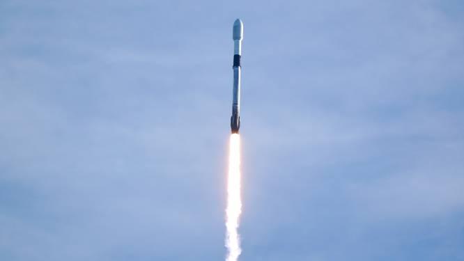 SpaceX lanceert nog eens 60 satellieten voor breedbandnetwerk Starlink
