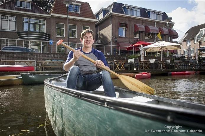 Ruud de Jong van The Shamrock en Proeflokaal België