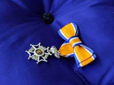 Helmonder Ton Sauvé koninklijk onderscheiden