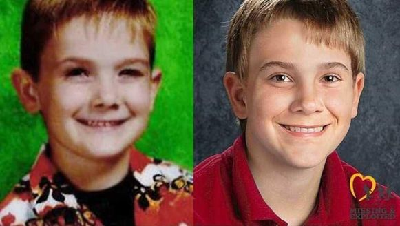 Timothy Pitzen verdween in 2011 op zevenjarige leeftijd. In 2018 verspreidde de politie een verouderingsillustratie.