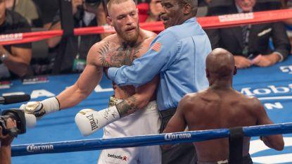"""McGregor wil Mayweather in de kooi zien stappen: """"Doet hij het niet, dan zal hij het zich voor de rest van zijn leven berouwen"""""""