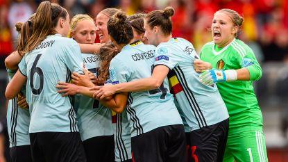 Red Flames stunten tegen Noorwegen en mogen dromen van kwartfinales