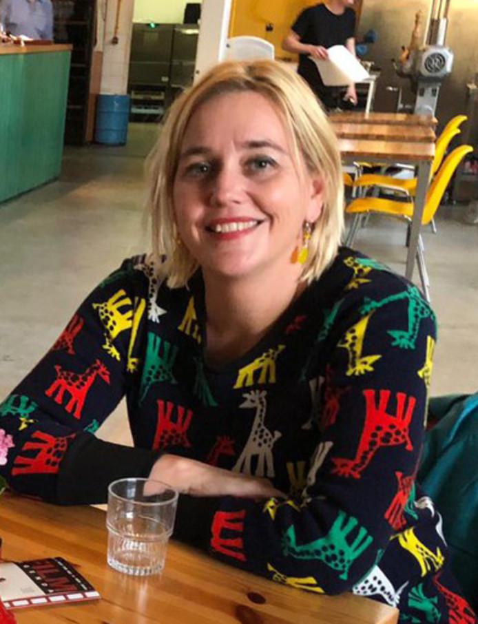 Stine Jensen (47) schrijft (kinder)boeken en essays. Vorig jaar presenteerde ze de serie Stine zoekt sterren op tv.