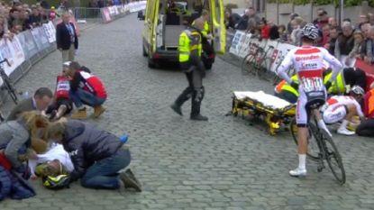"""Koersdokter weerlegt kritiek van ploegleider Gerts: """"Hij werd zelfs eerder verzorgd dan Van der Poel"""""""