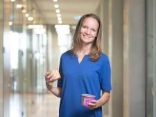 Heidi maakt gezonde Krusli van voedsel dat anders bij het afval verdwijnt