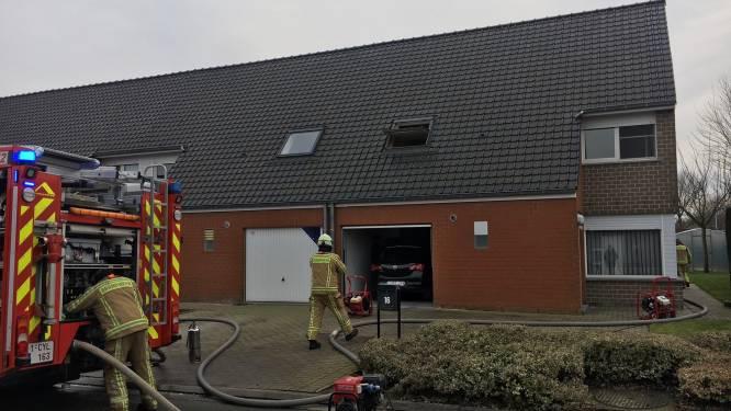 Woning hangt vol rook na brand aan vaatwasmachine