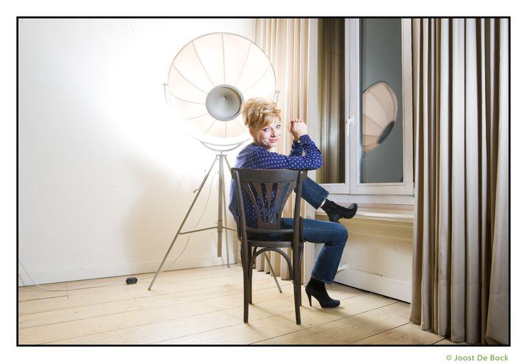 Marleen Merckx is een van de Thuisgezichten die tijdens het Shoppingweekend van de Klant naar Roeselare komt.
